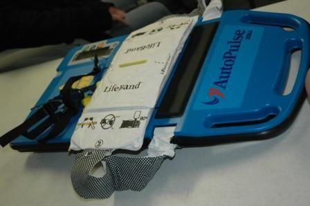 lpvrs purchases automatic cpr device lexington park volunteer