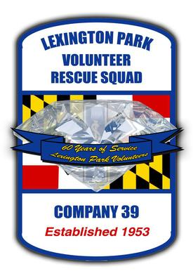 The Lexington Park Volunteer Rescue Squad proudly celebrates 60 years of service to the community
