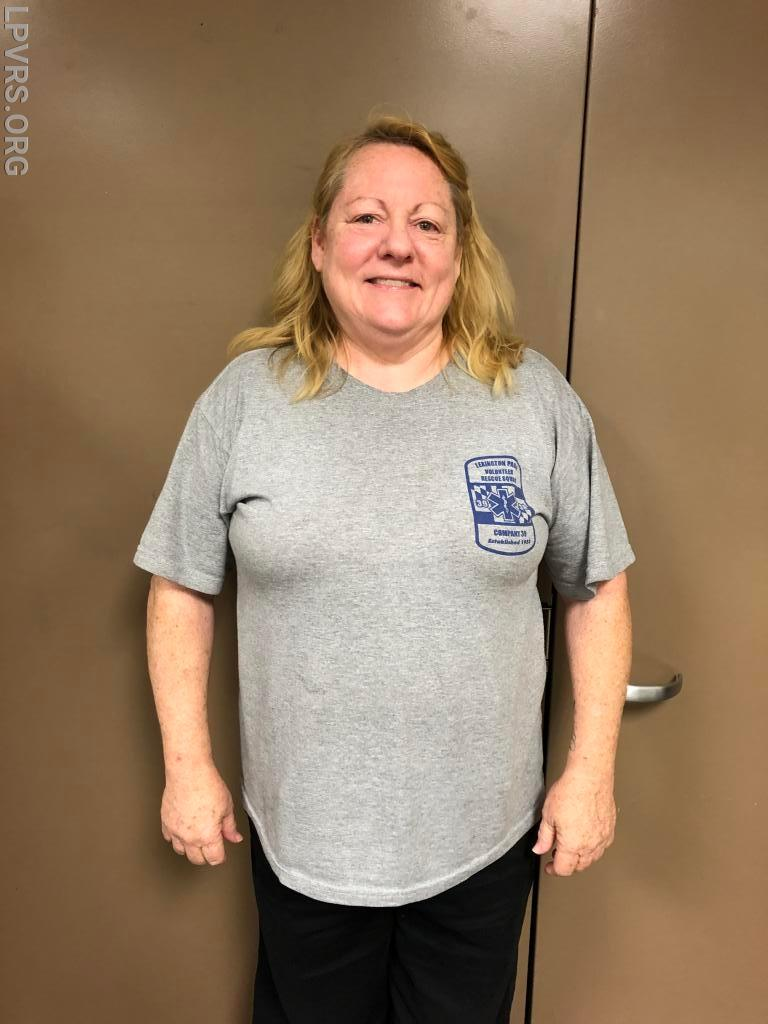 Sheri Tolson, Officer of the Month