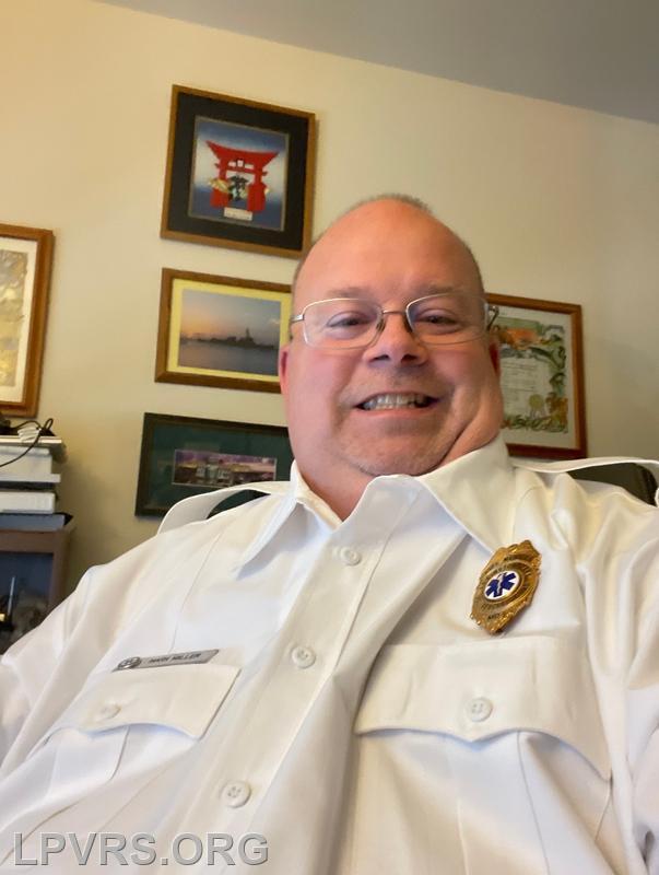 Mark Miller, President