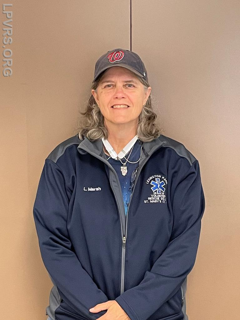 Lori Marsh, April Officer of the Month
